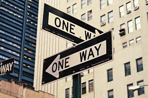 Teffe Entscheidungen und dann steh dazu