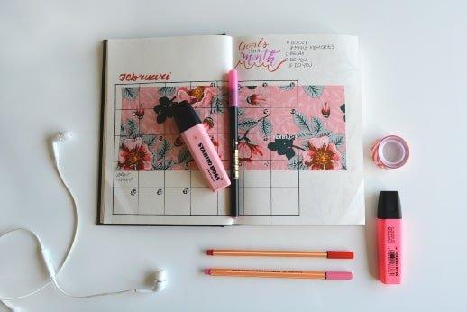 Planen und Terminieren um Klarheit zu gewinnen