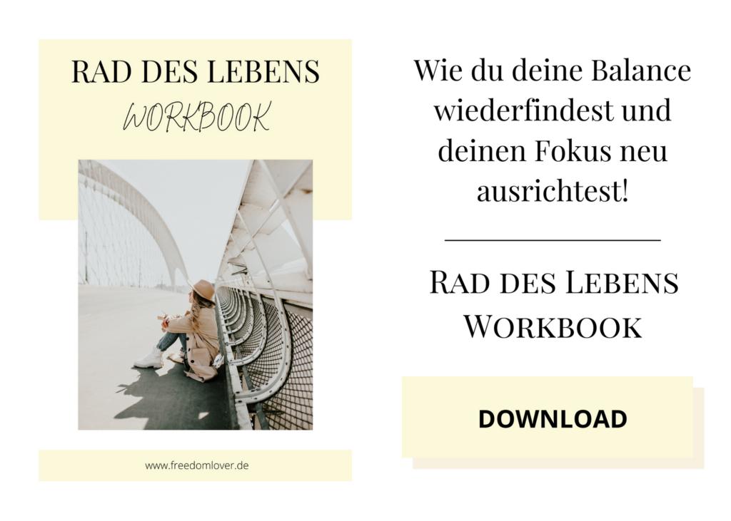 Rad des Lebens Workbook